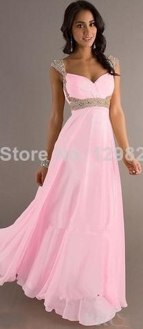 Plesové a společenské šaty Růžové