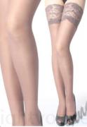 Barevné podvazky hnědé