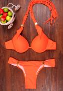 oranžové bikiny