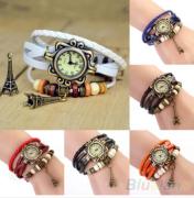 Vintage hodinky s korálky SKLADEM