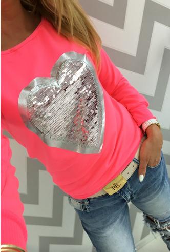 Neon TOP HEART