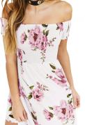 šaty holá ramena