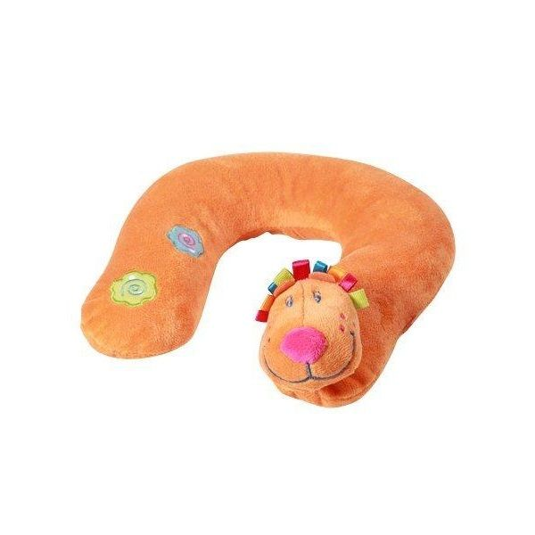 Cestovní polštářek Lvíček Baby Ono oranžový