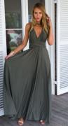 Dámské dlouhé letní MAXI šaty