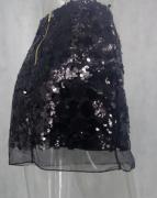 Dámské lesklé sukýnky s flitry