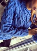 Dámský svetr 10 BAREV