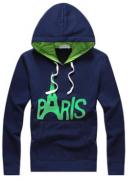 Pánská mikina nápis Paris