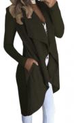 Stylový cardigan - Šedý