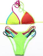 Dámské plavky barevné