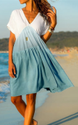 Dámské šaty 3 barvy