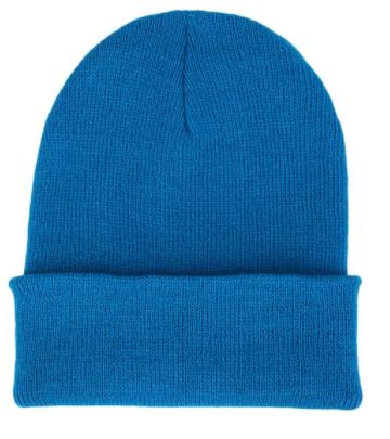 Čepice - mnoho barev - Tmavě modrá