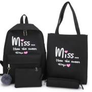 Cestovní set, batoh, taška