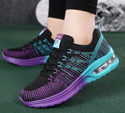 Dámské botasky barevné