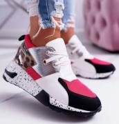 Dámské sportovní botasky barevné