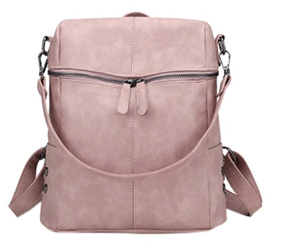 Dámský batoh - Růžový