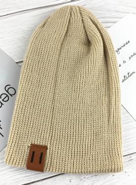 Moderní čepice - Khaki