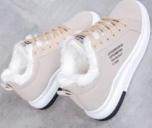 Zimní boty s kožíškem 3 BARVY