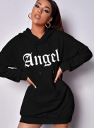 Andělská mikina delší