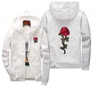Dámská jarní bunda růže 7 BAREV