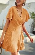 Letní lehké šaty více barev
