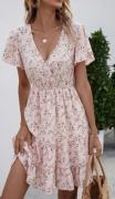 Letní romantické šaty