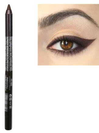 Tužka na oči hnědá