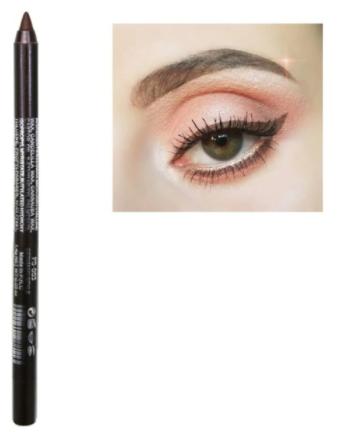 Tužka na oči třpytivě hnědá