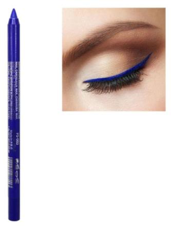 Tužka na oči třpytivě královsky modrá